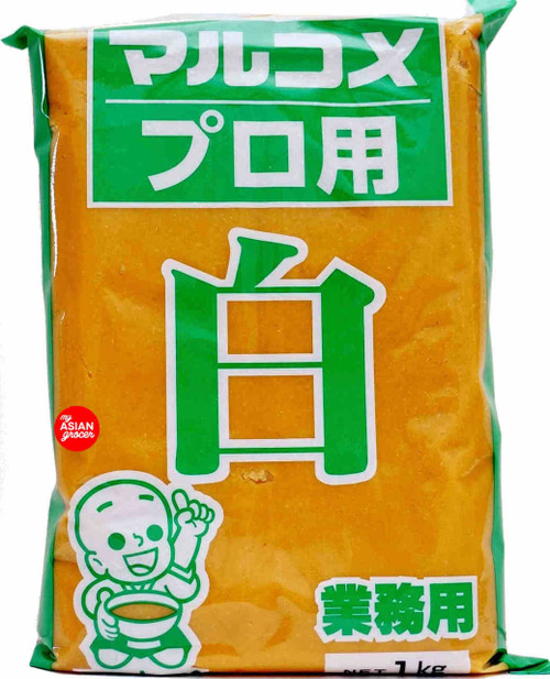 Marukome Shiro Soy Bean Paste 1kg