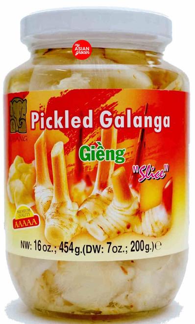 Chang Pickled Galanga Slice 454g