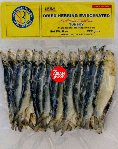 SBC Tunsoy Dried Herring 200g