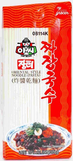 Assi Oriental Style Noodle (Jajang guksu) 907g