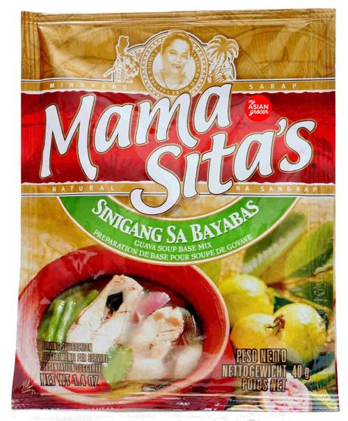 Mama Sita's Sinigang Sa Bayabas Mix 40g