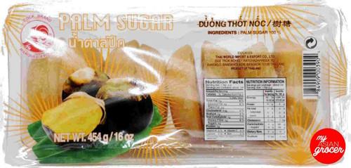 Cock Brand Palm Sugar 454g