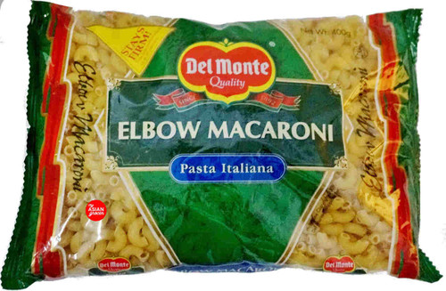 Del Monte Elbow Macaroni 400g