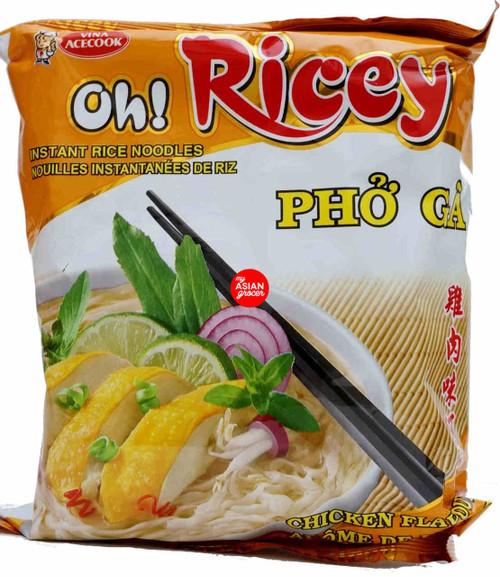Vina Acecook Oh! Ricey Pho Ga (Chicken) 70g
