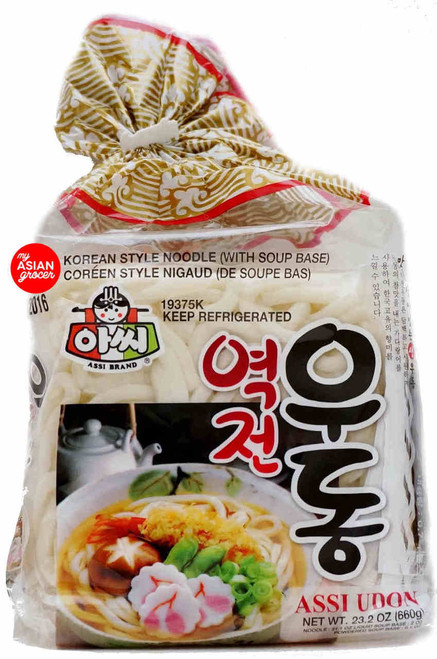Assi Udon 660g