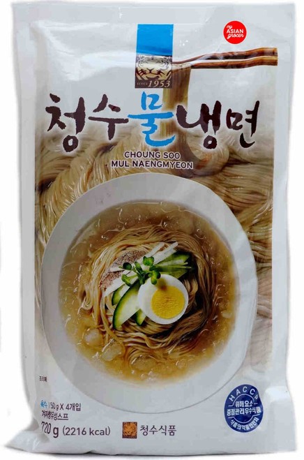 Choung Soo Mul Naengmyeon 720g