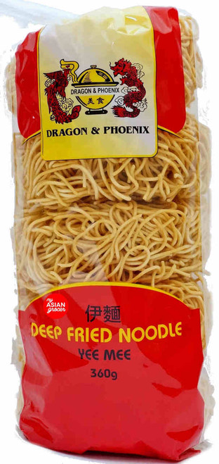 Dragon & Phoenix Deep Fried Noodle Yee Mee 360g