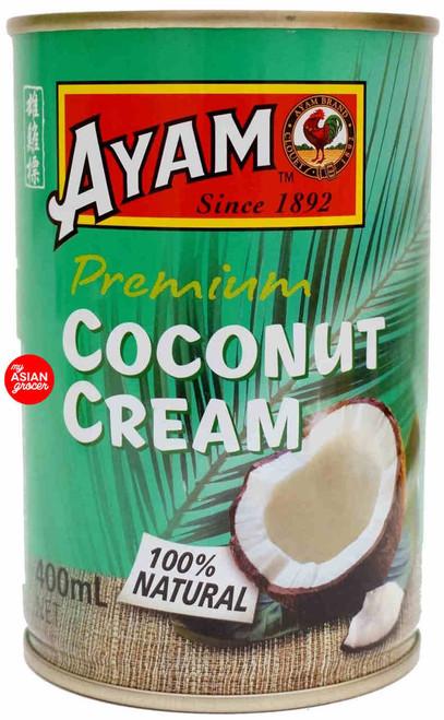 Ayam Premium Coconut Cream 400ml