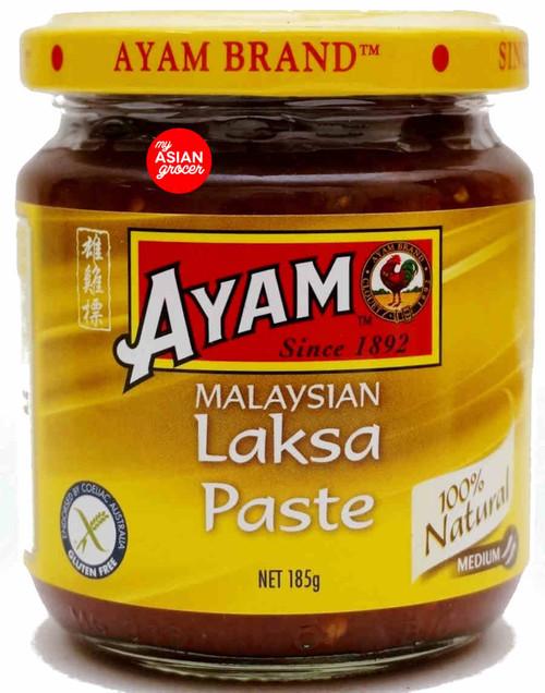 Ayam Malaysian Laksa Paste (Medium) 185g