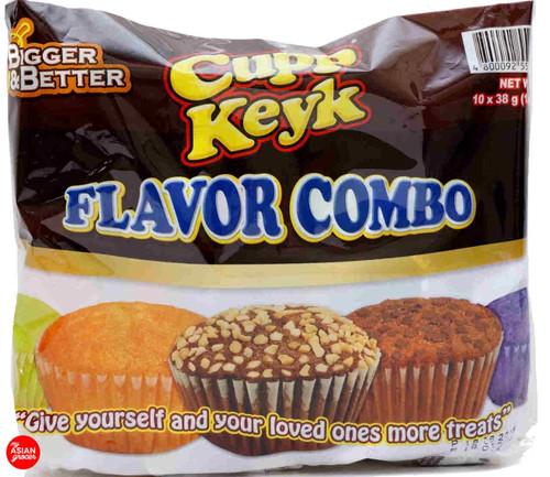 Cupp Keyk Flavor Combo 38g x 10