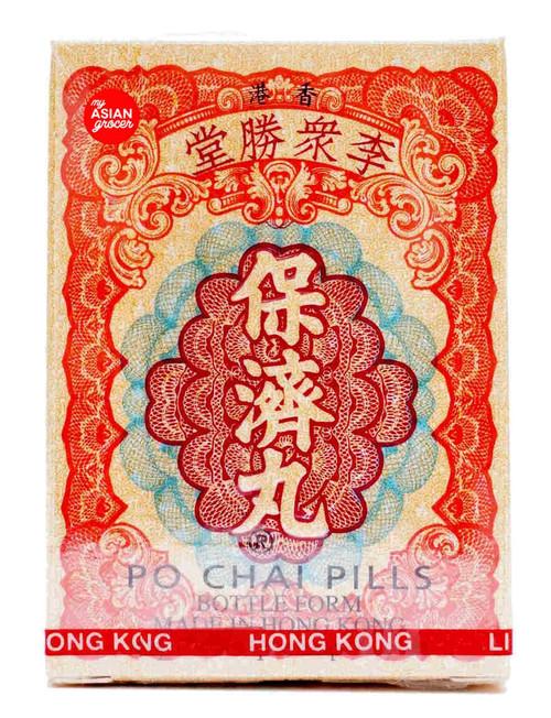 Li Chung Shing Tong Po Chai Pills (Bottle Form)