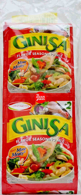 Ajinomoto Ginisa Flavor Seasoning Mix 7g x 12 Pack