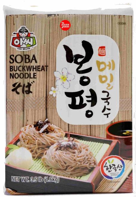 Assi Soba Buckwheat Noodle 1.6kg