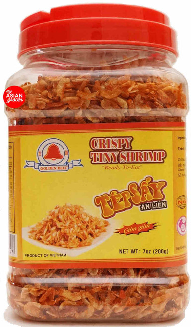 Golden Bell Crispy Tiny Shrimp 200g