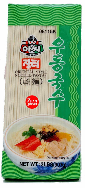 Assi Oriental Style Noodle (Udong guksu) 907g