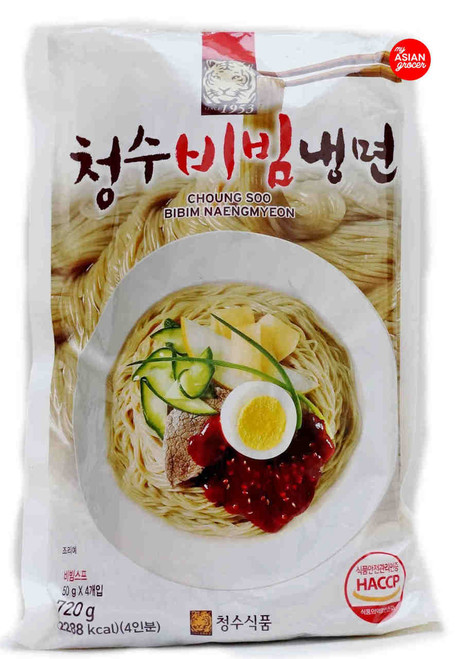 Choung Soo Bibim NaengMyeon 720g