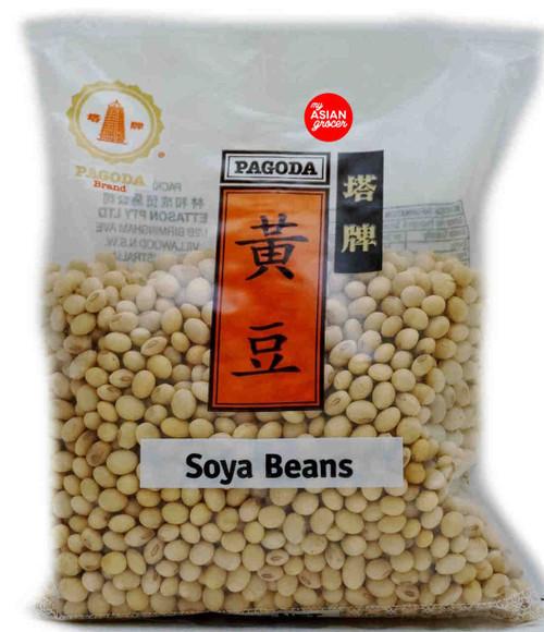 Pagoda Soya Beans 375g