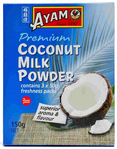 Ayam Premium Coconut Milk Powder 50g x 3pcs