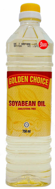Golden Choice Soyabean Oil 750ml