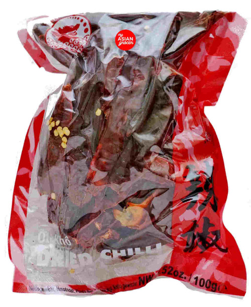 Red Drago Dried Chilli (Large) 100g