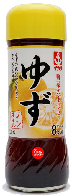 Ikari Oil Free Yuzu Citrus Dressing 200ml