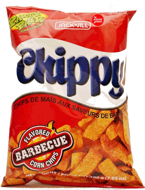 Jack'n Jill Chippy BBQ Party Pack 200g