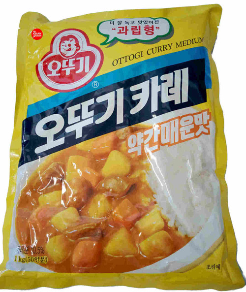 Ottogi Curry Medium 1kg
