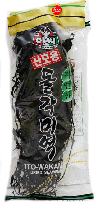 Assi Brand Dried Seaweed 85g