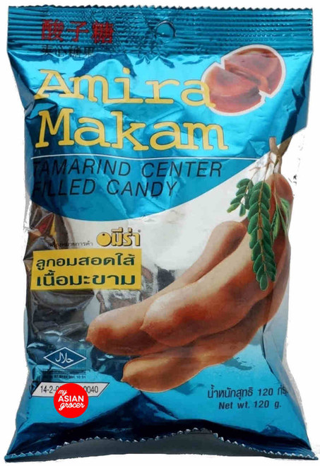 Amira Makam Tamarind Center Filled Candy 120g