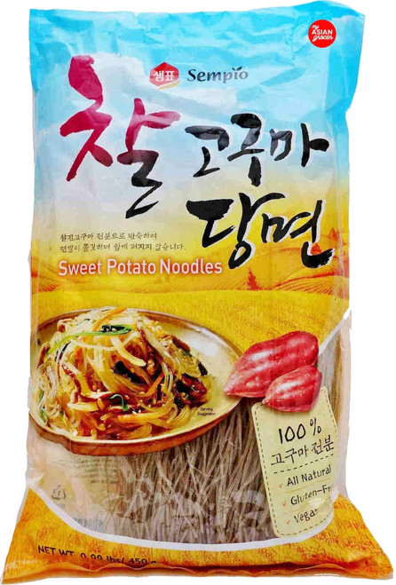 Sempio Sweet Potato Noodles 450g