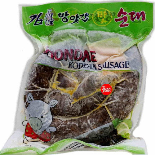 Kim's Soondae Korean Sausage 500g