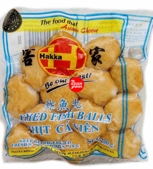 Hakka Fried Fish Balls 200g