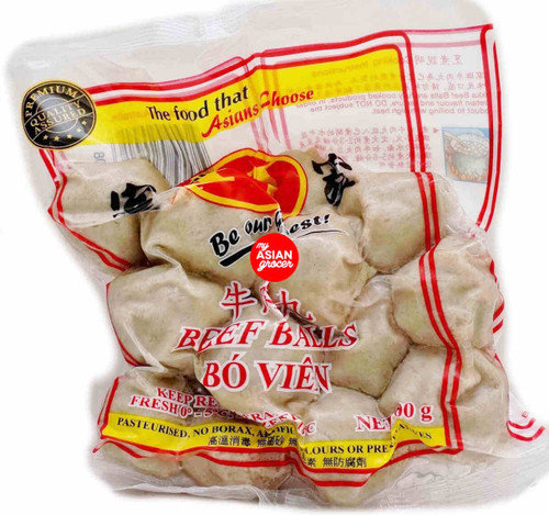 Hakka Beef Balls 200g