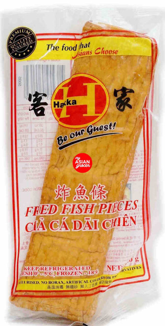 Hakka Fried Fish Pieces 180g