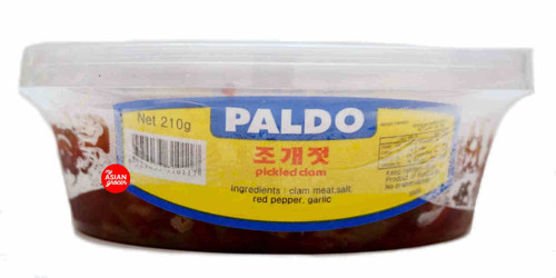Paldo Pickled Clam Banchan 210g