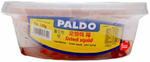 Paldo Dried Squid Banchan 140g