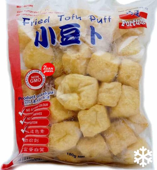 Fortune Fried Tofu Puff (Small) 180g