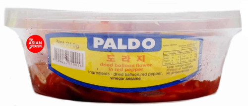 Paldo Dried Balloon Flower in Red Pepper 210g