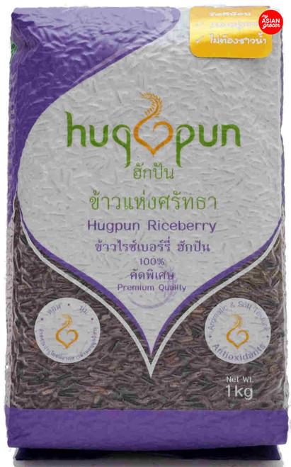 HugPun Riceberry 1kg