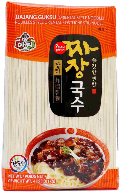 Assi Oriental Style Noodle (Jjajang Guksu) 1.81kg