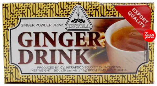 Intra Ginger Powder Drink 360g