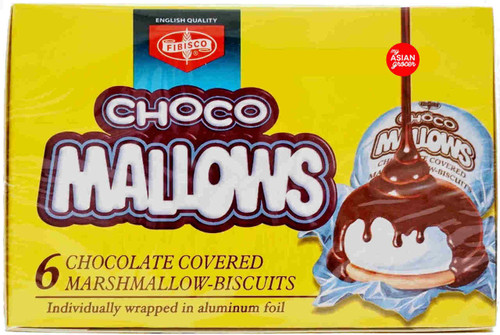 Fibisco Choco Mallows 100g