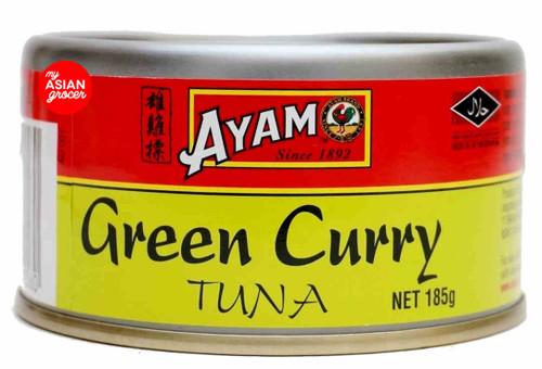 Ayam Green Curry Tuna 185g