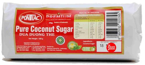 Pontiac Pure Coconut Sugar 500g