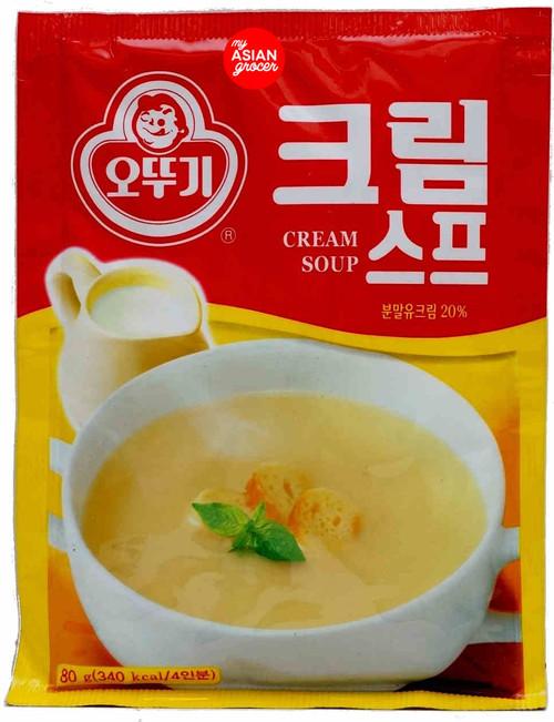 Ottogi Cream Soup 80g