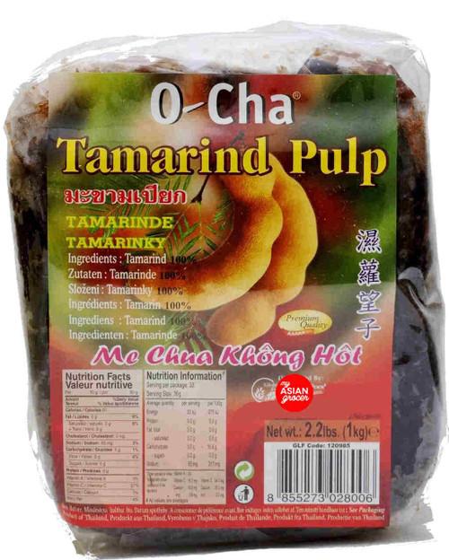 O-Cha Tamarind Pulp 1kg