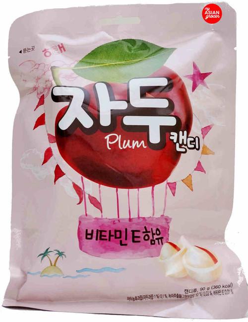 Haitai Plum Candy 90g
