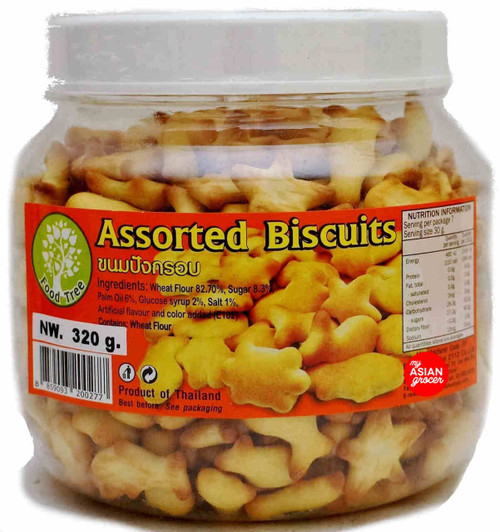 Food Tree Assorted Biscuits 320g