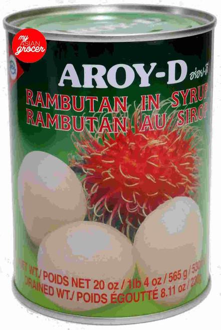 Aroy-D Rambutan in Syrup 565g