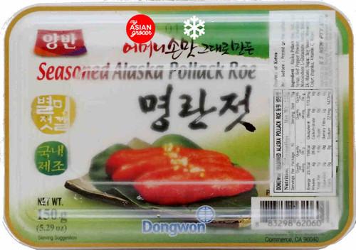Dongwon Seasoned Alaska Pollack Roe 150g
